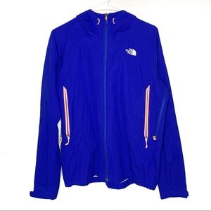 The North Face sz M Summit Series blue jacket